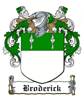 Broderick Viscount Middleton Family Crest Coat of Arms